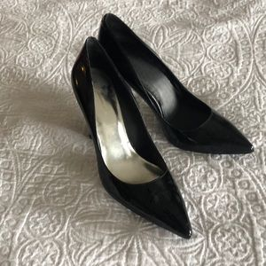 INC pointy toe pumps